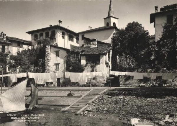 Lago Maggiore. Isola Superiore. Romanticismo Vorderseite