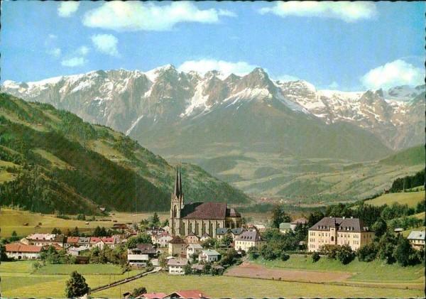 Salzburg Vorderseite