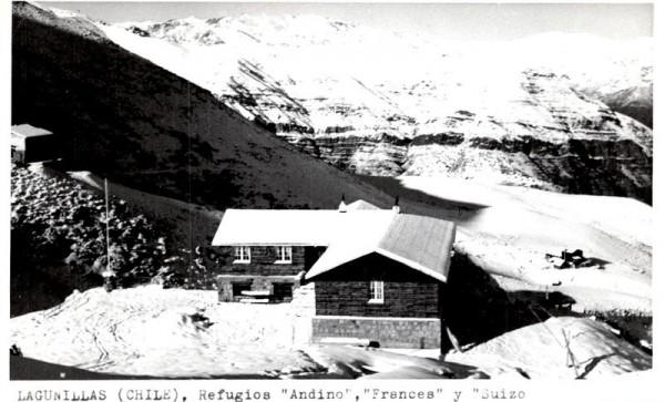 Chile, Lagunillas Vorderseite