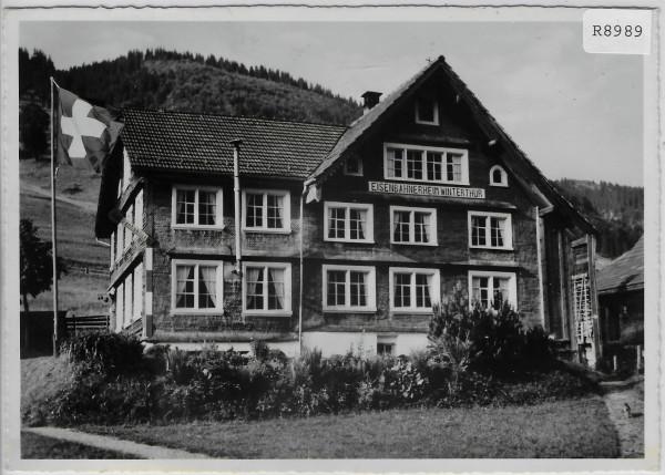Alt St. Johann - Eisenbahnerheim Winterthur