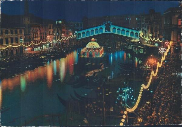 Venedig/Venezia Vorderseite