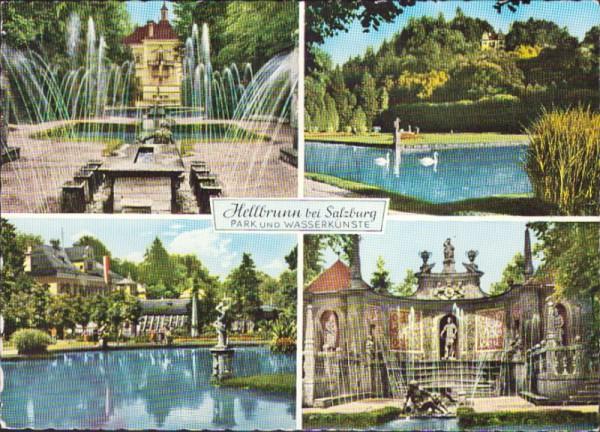 Hellbrunn bei Salzburg