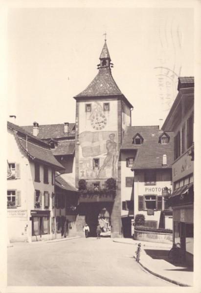 Liestal. Tor, Aussenansicht