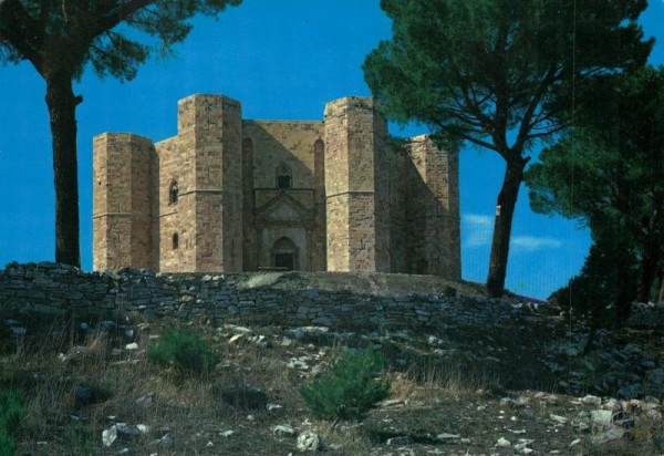 Bergschloss Andria Vorderseite