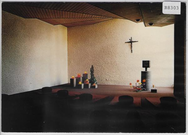 Bollingen SG - Meditationsraum Internat Wurmsbach