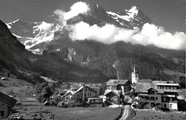 Grindelwald Vorderseite