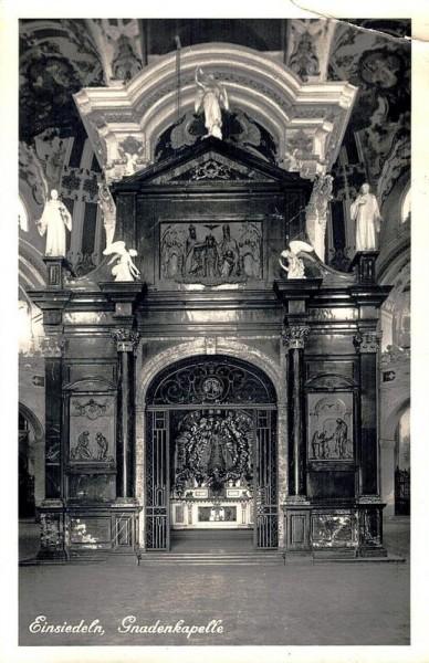Einsiedeln - Gnadenkapelle Vorderseite