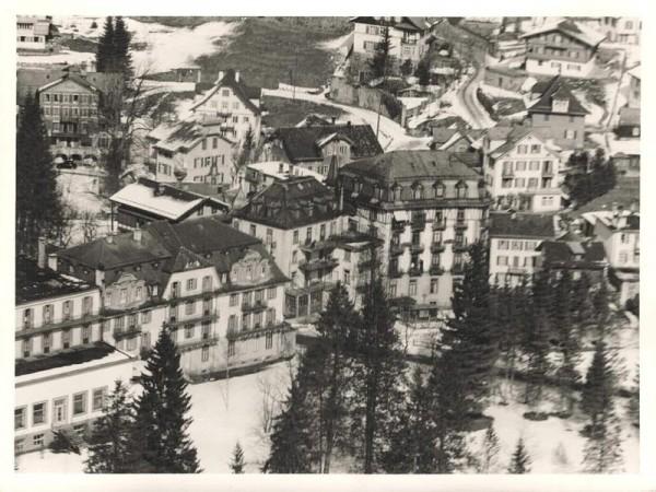 6390 Engelberg, Dorfstr. 27,29, Terracestr. 5, Alte G. Vorderseite