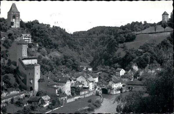 Fribourg Vorderseite