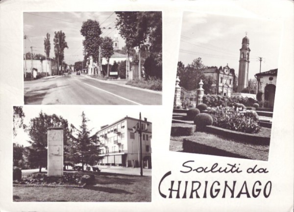 Saluti da Chirignago