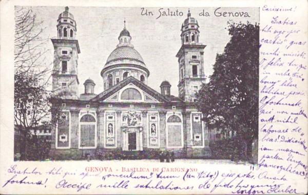 Basilica di Carignano, Genova