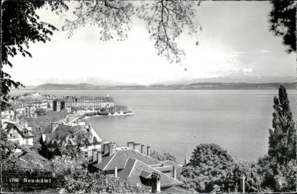 Neuchâtel Vorderseite