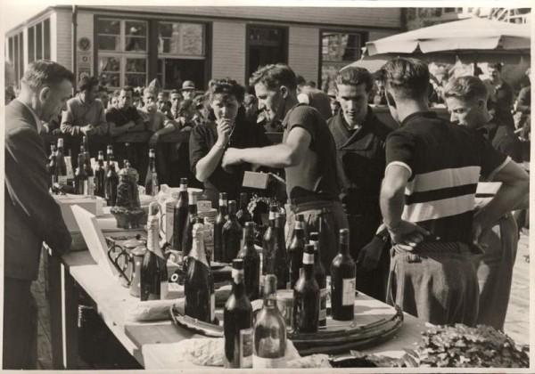 Herisau-Schwägalp. 1941 Vorderseite