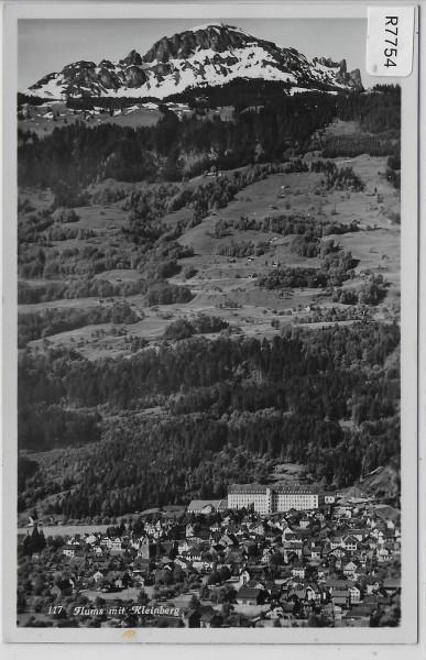 Flums mit Kleinberg