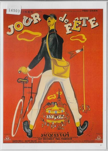 Jour de Fete de Jacques Tati F 1948