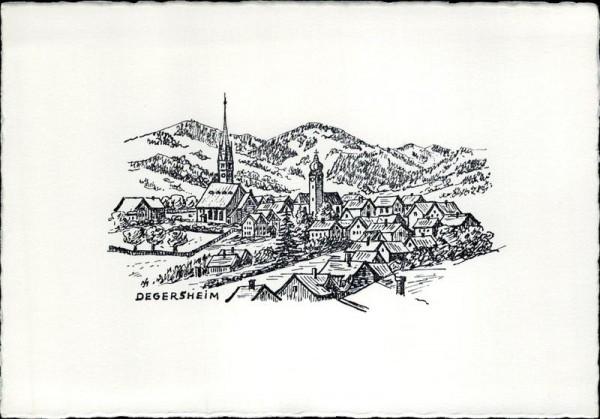 Degersheim Vorderseite