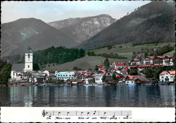 St. Wolfgang im Salzkammergut Vorderseite