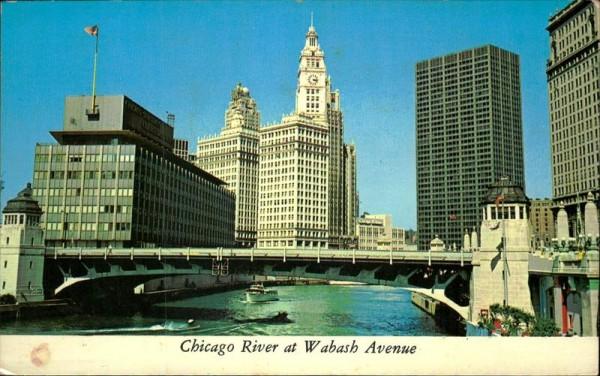 Chicago River Vorderseite
