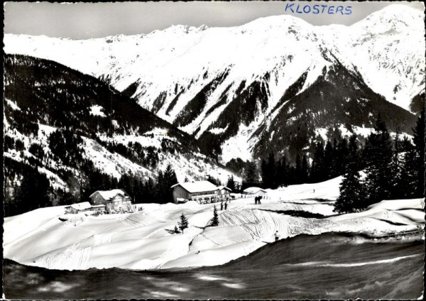 Klosters Vorderseite