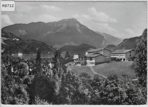Kastanienbaum Kurheim St. Chrischona mit Stanserhorn
