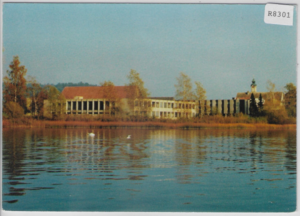 Bollingen SG - Schulhaus und Internat