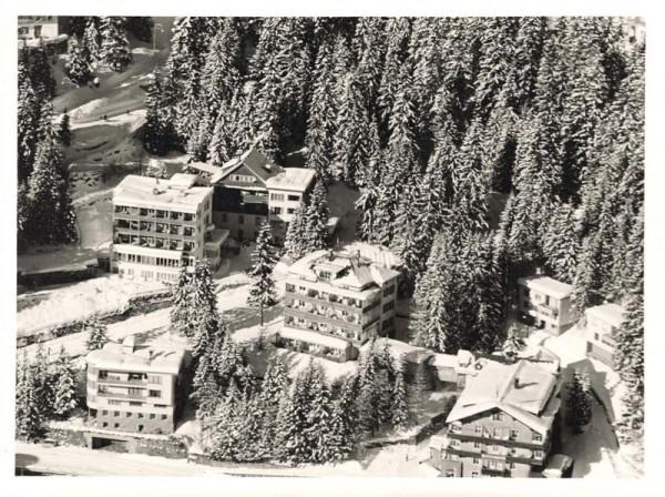7050 Arosa GR, Eichhörnliweg 1 Hotel Belvédère-Tanneck -neu BelArosa, Poststr. Miramunt Vorderseite