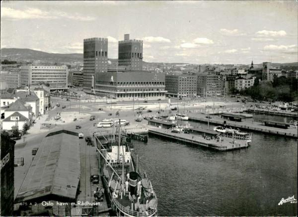 Oslo Vorderseite