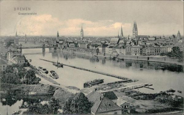 Bremen Vorderseite