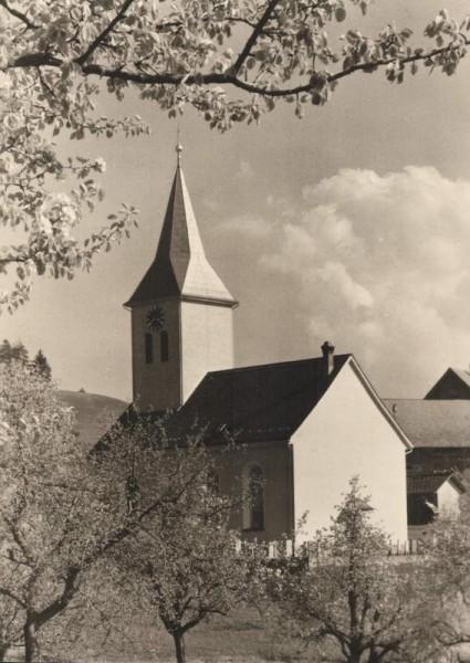 Kirche Sitzberg Vorderseite