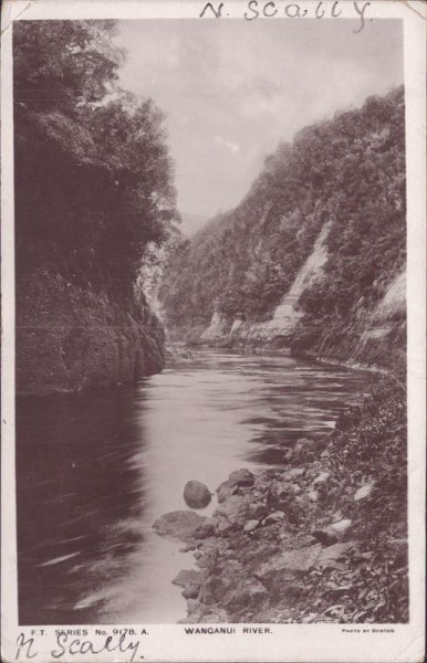 Wanganui Vorderseite