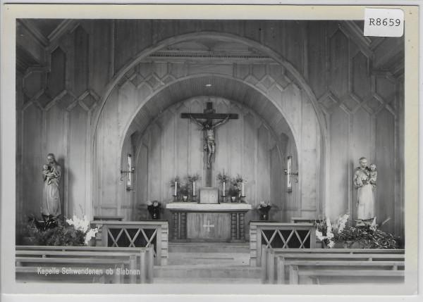 Kapelle Schwendenen ob Siebnen