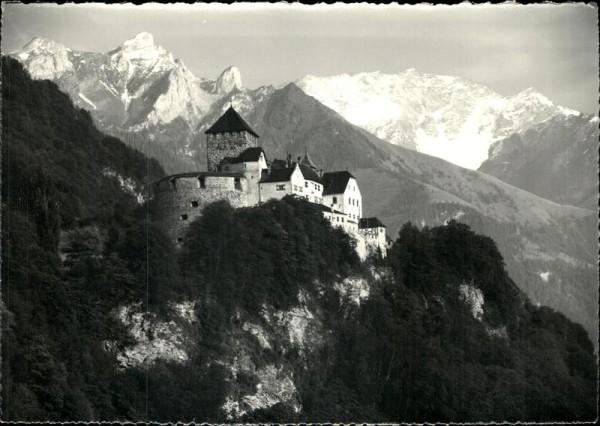 Schloss Vaduz Vorderseite