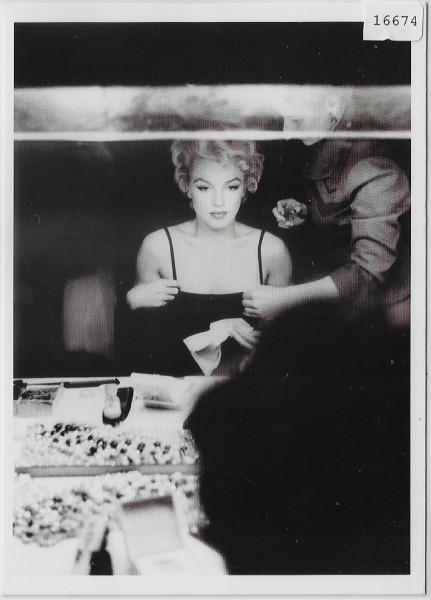 Marilyn Monroe 1954 - Photo: Sam Shaw