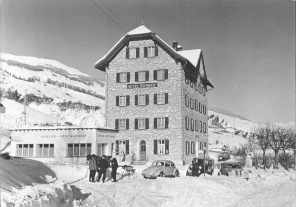Hotel Bahnhof, Scoul-Tarasp-Vulpera