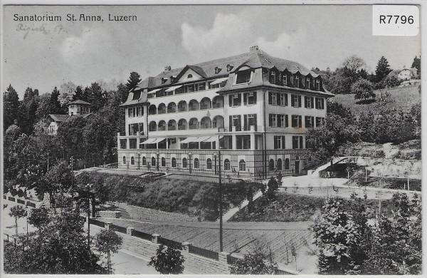 Sanatorium St. Anna - Luzern