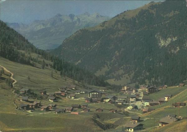 Malbun (Liechtenstein) Vorderseite