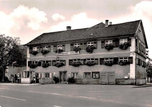 Gasthaus z. Engel, Kressbronn am Bodensee Vorderseite