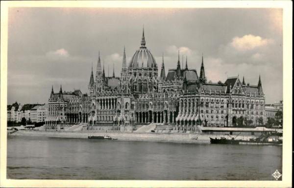 Budapest Vorderseite