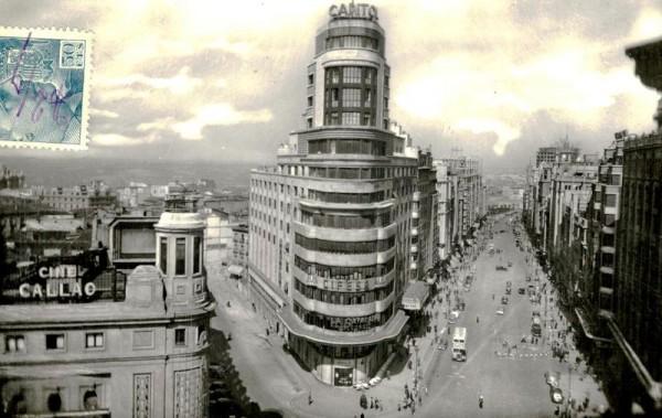 Madrid Vorderseite