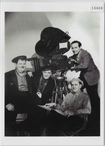 Oliver Hardy, Stan Laurel, Harry Lachmann - Our Relationa 1936
