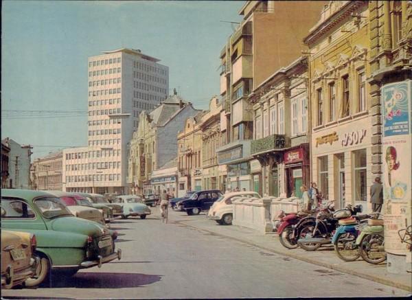 Novi Sad Vorderseite