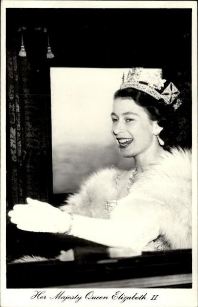 Queen Elizabeth II Vorderseite