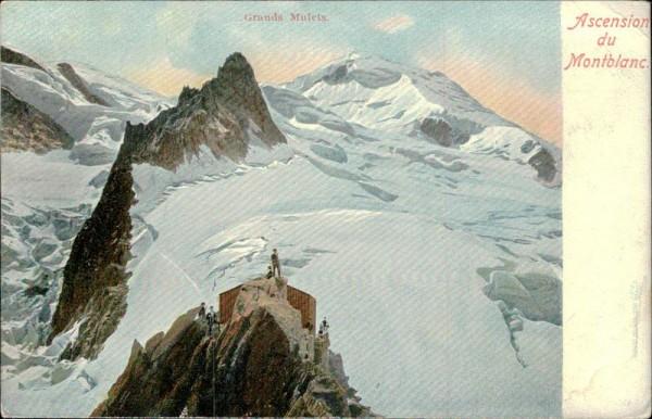 Ascension du Montblanc Vorderseite
