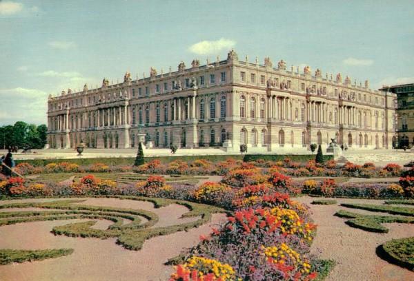 Chateau de Versailles Vorderseite