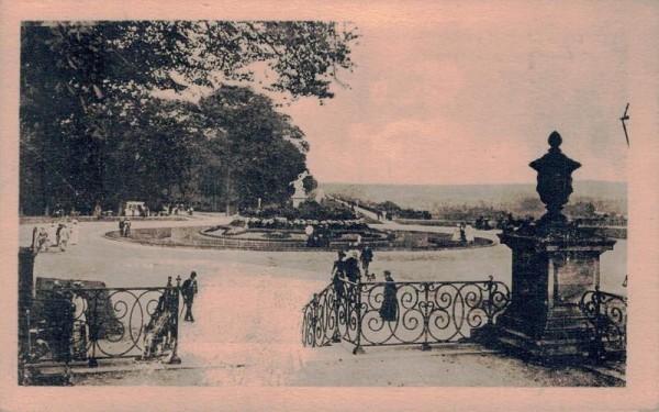 St. Germain en Laye, Perspective de la Terrasse Vorderseite