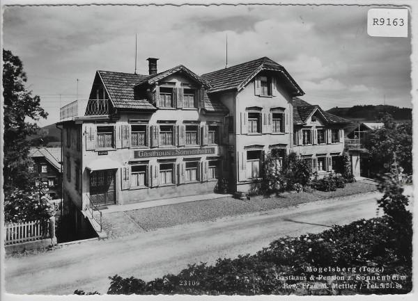 Mogelsberg Gasthaus & Pension Sonnenheim