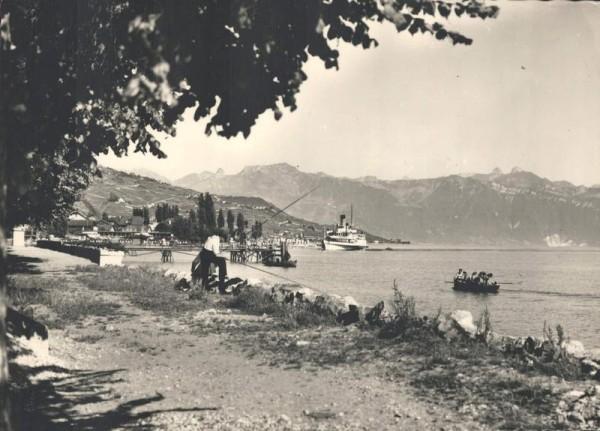 Bords du Lac Léman et les Alpes Vorderseite