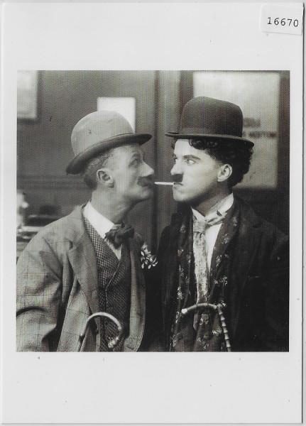 Charlie Chaplin - His New Job 1914