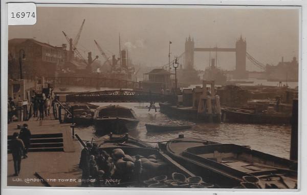 London - The Tower Bridge - animee - Photo: Judges