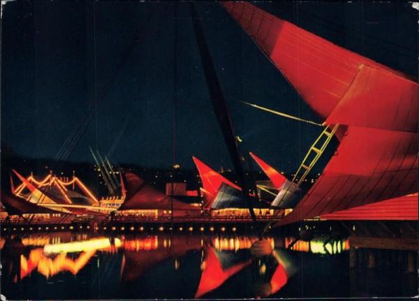 Lausanne, Expo 1964 Vorderseite